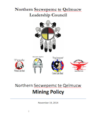 NSTQ Mining Policy Cover